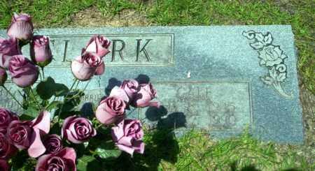 CLARK, GALE - Nevada County, Arkansas | GALE CLARK - Arkansas Gravestone Photos