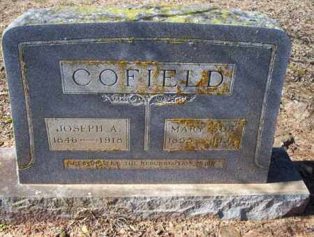 COFIELD, MARY SUE - Nevada County, Arkansas | MARY SUE COFIELD - Arkansas Gravestone Photos