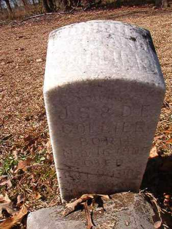 COLLIER, JOHNIE GARLAND - Nevada County, Arkansas | JOHNIE GARLAND COLLIER - Arkansas Gravestone Photos