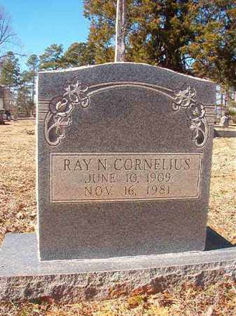 CORNELIUS, RAY N - Nevada County, Arkansas | RAY N CORNELIUS - Arkansas Gravestone Photos
