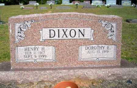 DIXON, HENRY H - Nevada County, Arkansas | HENRY H DIXON - Arkansas Gravestone Photos