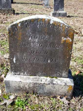 DOUGLASS, J.R. - Nevada County, Arkansas   J.R. DOUGLASS - Arkansas Gravestone Photos