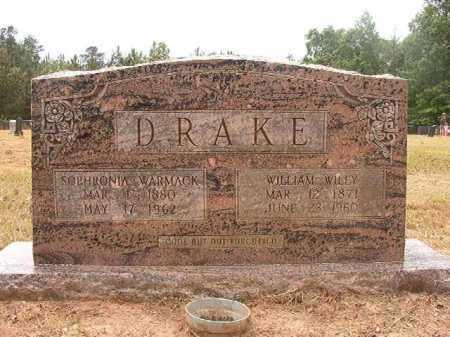 DRAKE, SOPHRONIA - Nevada County, Arkansas | SOPHRONIA DRAKE - Arkansas Gravestone Photos