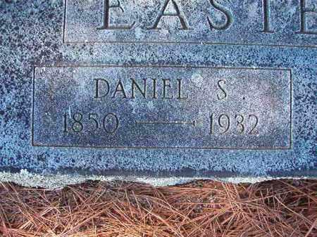EASTERLING, DANIEL S - Nevada County, Arkansas   DANIEL S EASTERLING - Arkansas Gravestone Photos