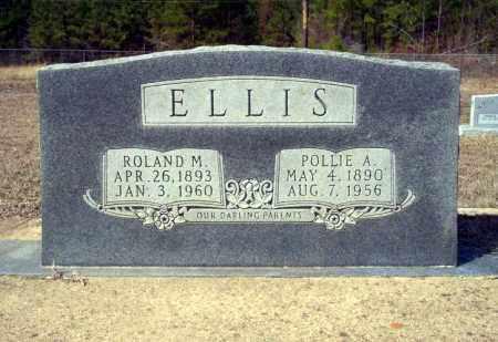 ELLIS, ROLAND M - Nevada County, Arkansas | ROLAND M ELLIS - Arkansas Gravestone Photos