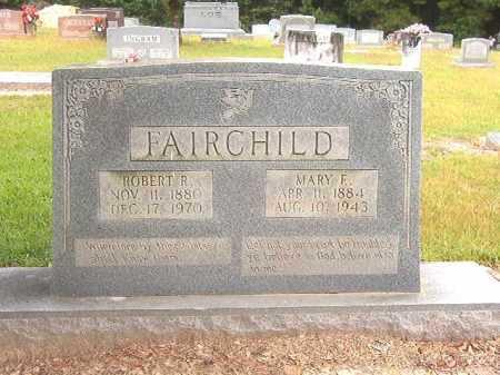 FAIRCHILD, ROBERT R - Nevada County, Arkansas | ROBERT R FAIRCHILD - Arkansas Gravestone Photos