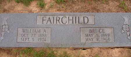 FAIRCHILD, BRUCE - Nevada County, Arkansas | BRUCE FAIRCHILD - Arkansas Gravestone Photos
