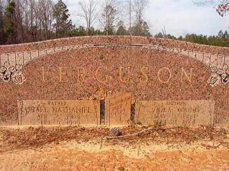 FERGUSON, ISRAEL NATHANIEL - Nevada County, Arkansas | ISRAEL NATHANIEL FERGUSON - Arkansas Gravestone Photos
