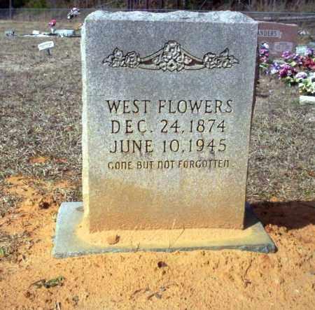 FLOWERS, WEST - Nevada County, Arkansas | WEST FLOWERS - Arkansas Gravestone Photos