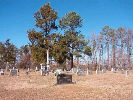 *FOREST HILL, CEMETERY OVERVIEW - Nevada County, Arkansas | CEMETERY OVERVIEW *FOREST HILL - Arkansas Gravestone Photos