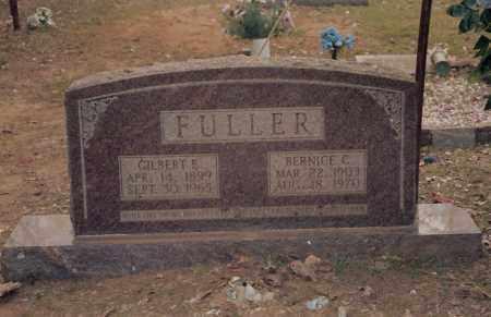 COLLIER FULLER, BERNICE C - Nevada County, Arkansas | BERNICE C COLLIER FULLER - Arkansas Gravestone Photos