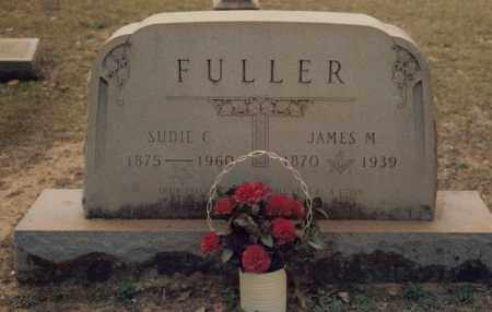 FULLER, JAMES MARTIN - Nevada County, Arkansas | JAMES MARTIN FULLER - Arkansas Gravestone Photos