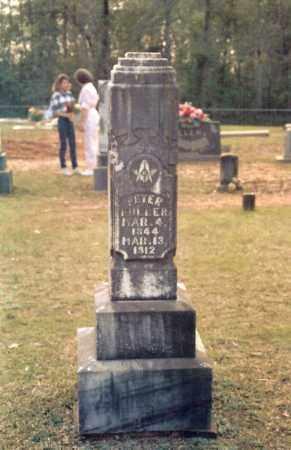 FULLER, PETER - Nevada County, Arkansas | PETER FULLER - Arkansas Gravestone Photos