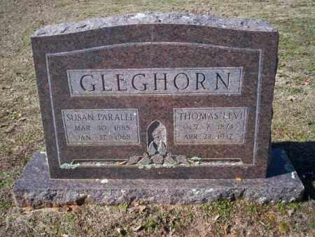 GLEGHORN, SUSAN PARALEE - Nevada County, Arkansas | SUSAN PARALEE GLEGHORN - Arkansas Gravestone Photos