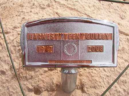 "GULLEY, EARNEST ""TEEN"" - Nevada County, Arkansas 