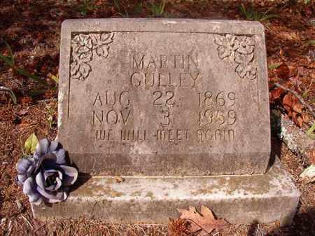 GULLEY, MARTIN - Nevada County, Arkansas | MARTIN GULLEY - Arkansas Gravestone Photos