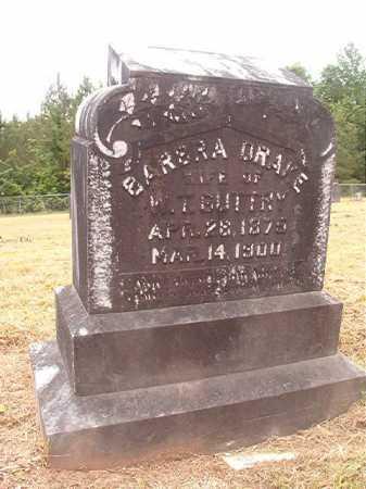 DRAKE GUTTRY, BARBRA - Nevada County, Arkansas | BARBRA DRAKE GUTTRY - Arkansas Gravestone Photos