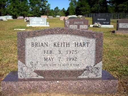 HART, BRIAN KEITH - Nevada County, Arkansas | BRIAN KEITH HART - Arkansas Gravestone Photos