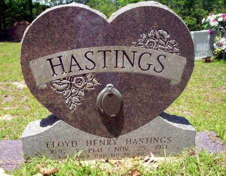 HASTINGS, FLOYD HENRY - Nevada County, Arkansas | FLOYD HENRY HASTINGS - Arkansas Gravestone Photos