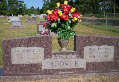HOOVER, MARY KATHRYN - Nevada County, Arkansas   MARY KATHRYN HOOVER - Arkansas Gravestone Photos