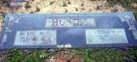 HUNTER, RUBIN - Nevada County, Arkansas | RUBIN HUNTER - Arkansas Gravestone Photos