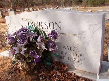 JACKSON, WYLEE - Nevada County, Arkansas | WYLEE JACKSON - Arkansas Gravestone Photos