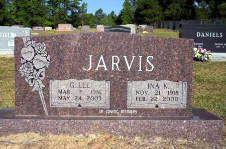 JARVIS, INA K - Nevada County, Arkansas | INA K JARVIS - Arkansas Gravestone Photos