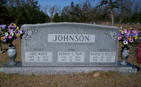JOHNSON, LOIS MARIE - Nevada County, Arkansas | LOIS MARIE JOHNSON - Arkansas Gravestone Photos