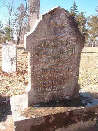 JONES, INFANT - Nevada County, Arkansas | INFANT JONES - Arkansas Gravestone Photos