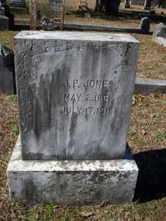 JONES, J P - Nevada County, Arkansas | J P JONES - Arkansas Gravestone Photos