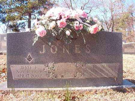 JONES, EVA MAE - Nevada County, Arkansas | EVA MAE JONES - Arkansas Gravestone Photos