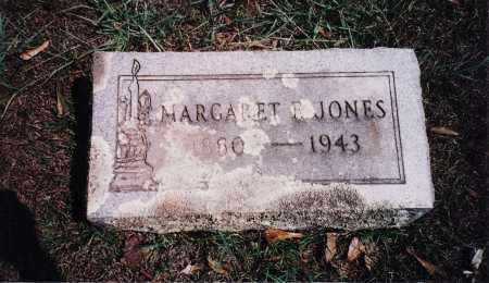 HORNE JONES, MARGARET - Nevada County, Arkansas | MARGARET HORNE JONES - Arkansas Gravestone Photos
