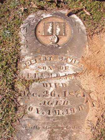 JONES, ROBERT SEVIER - Nevada County, Arkansas   ROBERT SEVIER JONES - Arkansas Gravestone Photos