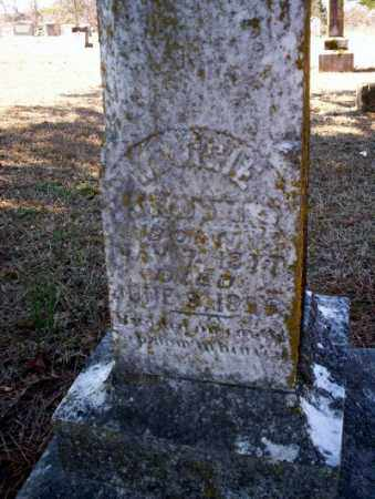 KNOTTS, MAGGIE - Nevada County, Arkansas   MAGGIE KNOTTS - Arkansas Gravestone Photos