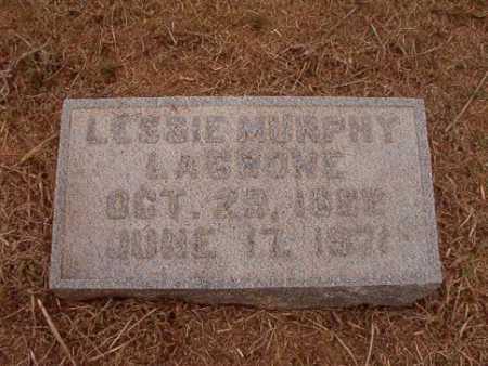 MURPHY LAGRONE, LESSIE - Nevada County, Arkansas | LESSIE MURPHY LAGRONE - Arkansas Gravestone Photos