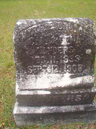 LANDERS, MYRTLE - Nevada County, Arkansas   MYRTLE LANDERS - Arkansas Gravestone Photos