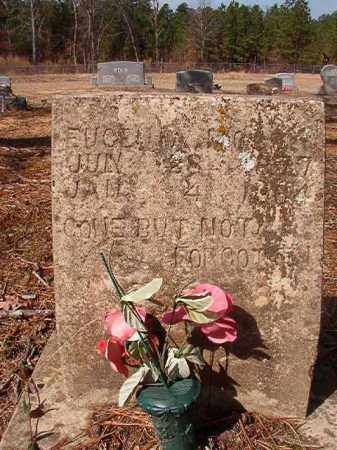 MOSS, EUGENIA - Nevada County, Arkansas | EUGENIA MOSS - Arkansas Gravestone Photos