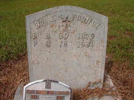 PURIFOY, JIM - Nevada County, Arkansas | JIM PURIFOY - Arkansas Gravestone Photos
