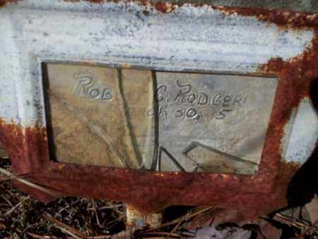 RODGERS, ROBERT G - Nevada County, Arkansas | ROBERT G RODGERS - Arkansas Gravestone Photos