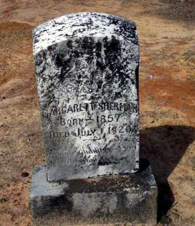 SHERMAN, MARGARETT - Nevada County, Arkansas | MARGARETT SHERMAN - Arkansas Gravestone Photos