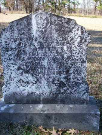 SKINNER, UNA - Nevada County, Arkansas | UNA SKINNER - Arkansas Gravestone Photos