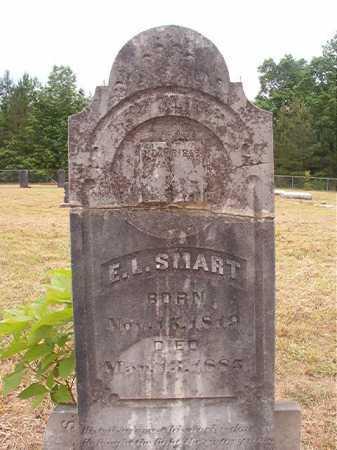 SMART, E L - Nevada County, Arkansas | E L SMART - Arkansas Gravestone Photos