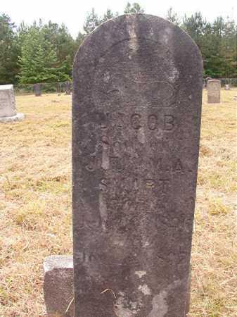 SMART, JACOB - Nevada County, Arkansas | JACOB SMART - Arkansas Gravestone Photos
