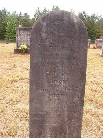 SMART, RUTH - Nevada County, Arkansas   RUTH SMART - Arkansas Gravestone Photos