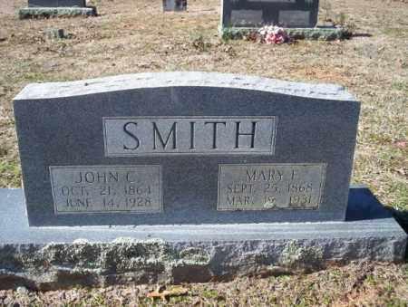 SMITH, JOHN C. - Nevada County, Arkansas   JOHN C. SMITH - Arkansas Gravestone Photos