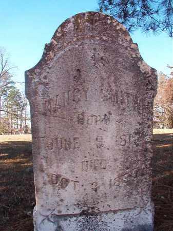 SMITH, NANCY - Nevada County, Arkansas | NANCY SMITH - Arkansas Gravestone Photos