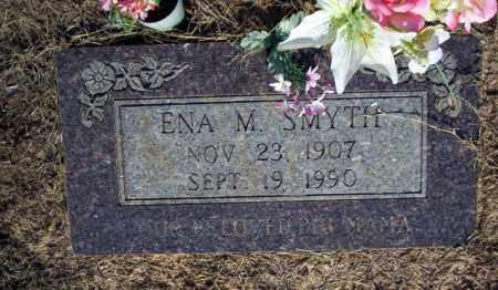 SMYTH, ENA M - Nevada County, Arkansas   ENA M SMYTH - Arkansas Gravestone Photos