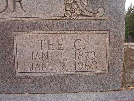 TAYLOR, TEE C - Nevada County, Arkansas | TEE C TAYLOR - Arkansas Gravestone Photos