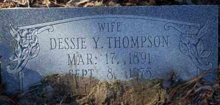 THOMPSON, DESSIE Y - Nevada County, Arkansas | DESSIE Y THOMPSON - Arkansas Gravestone Photos