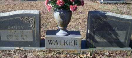 WALKER, BILLIE S. - Nevada County, Arkansas | BILLIE S. WALKER - Arkansas Gravestone Photos